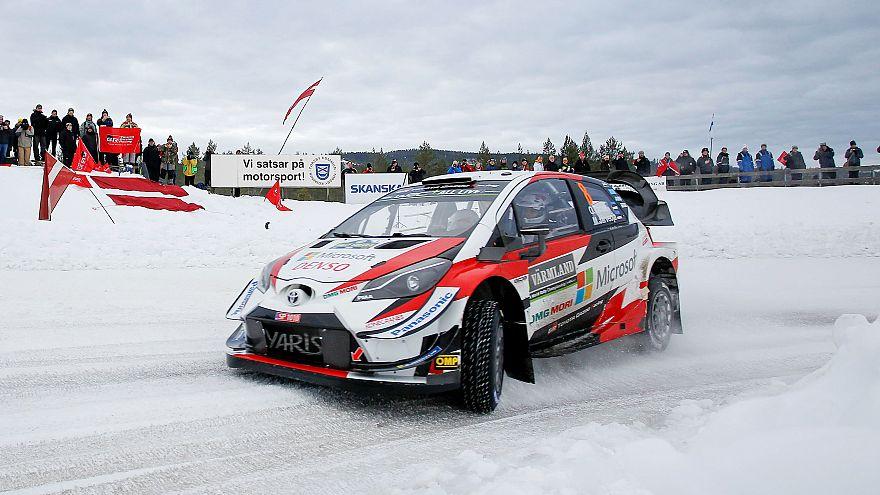 Rally: Tanak vince in Svezia e balza in testa al mondiale