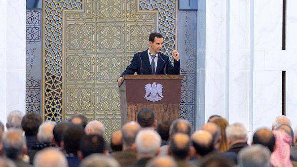 """Aszad: """"Minden külföldi katonára megszállóként fogunk tekinteni"""""""