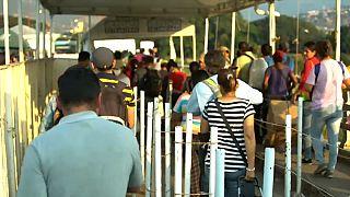 Miles de venezolanos cruzan cada día a Colombia en busca de servicios médicos