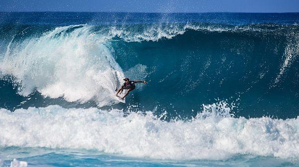 Avustralya'da köpek balığının saldırısına uğrayan sörfçünün durumu ciddi