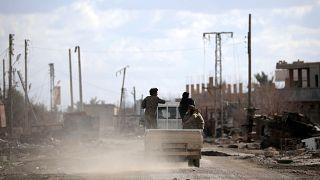 Курды готовятся к капитуляции ИГИЛ в Эль-Багузе