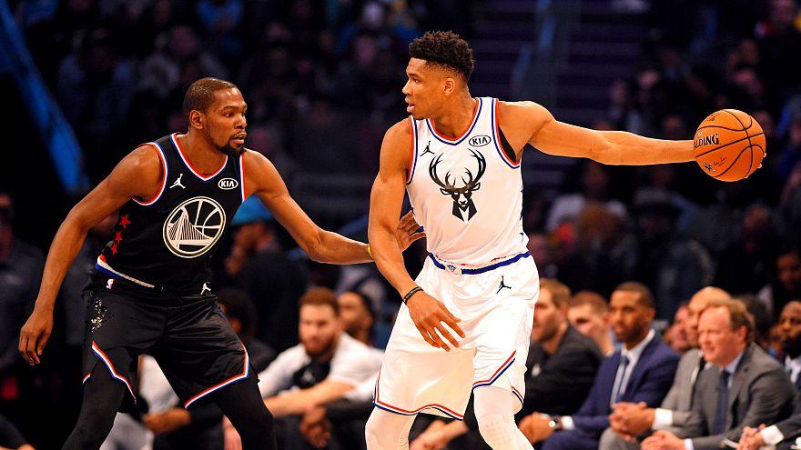 NBA All - Star: Έλαμψε ο Γιάννης - Νίκησε ο Λεμπρόν