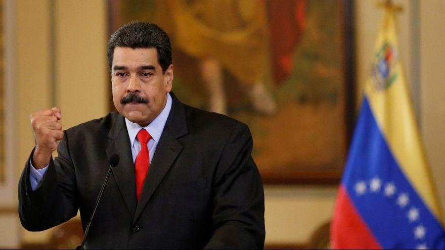 Maduro yönetimi Avrupa Parlamentosu üyelerini havaalanından geri gönderdi