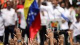 Евродепутатов выдворили из Венесуэлы