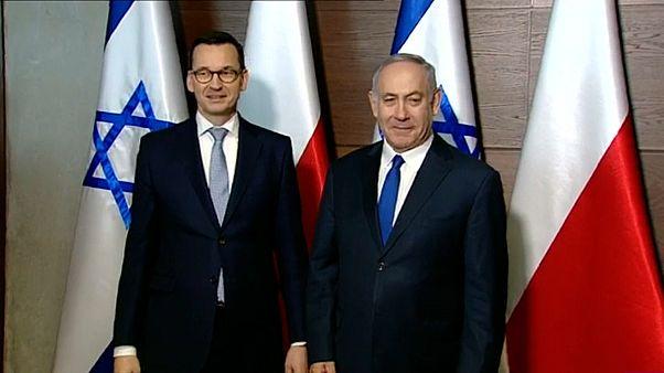 Holocaust-Streit zwischen Polen und Israel: V4-Treffen abgesagt