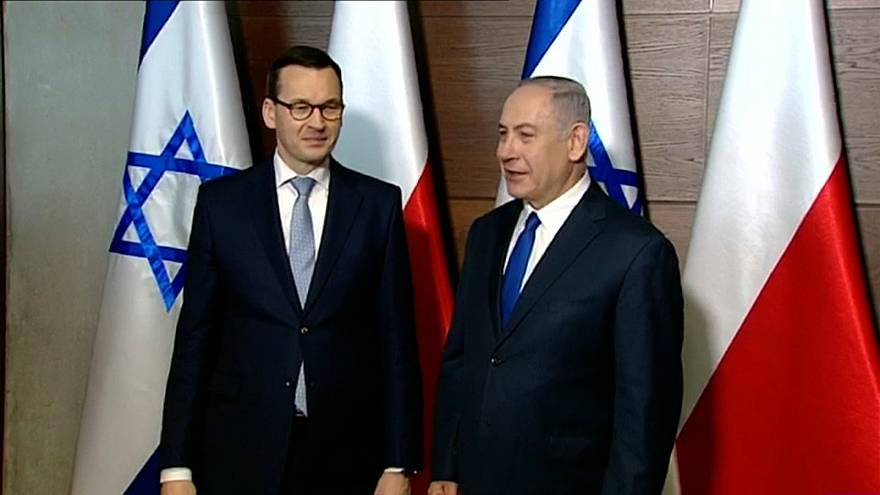 El primer ministro polaco no viajará a Israel tras las declaraciones de Netanyahu