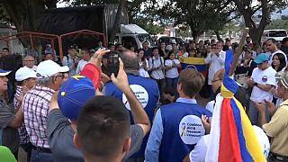 Кукута: сборный пункт венесуэльской оппозиции