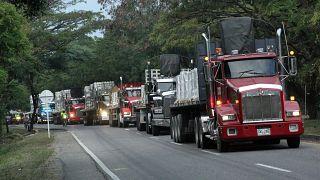 """""""El Ejército venezolano es el que más desea la llegada de ayuda humanitaria"""""""