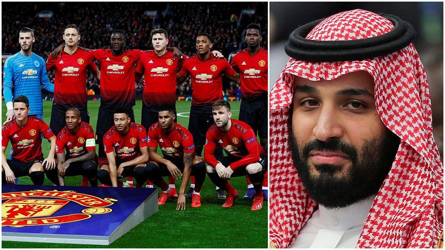 Suudi Veliaht Prens Muhammed bin Selman'ın Manchester United'ı satın alacağı iddialarına yalanlama
