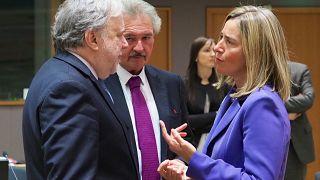 Την έναρξη της εφαρμογής της Συμφωνίας των Πρεσπών χαιρετίζουν οι ευρωπαίοι ΥΠΕΞ