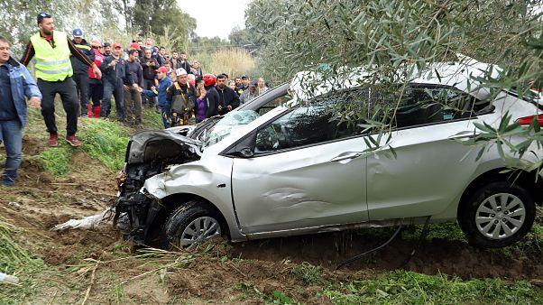 Κρήτη: Νεκροί εντοπίστηκαν και οι τέσσερις αγνοούμενοι μέσα στο όχημά τους