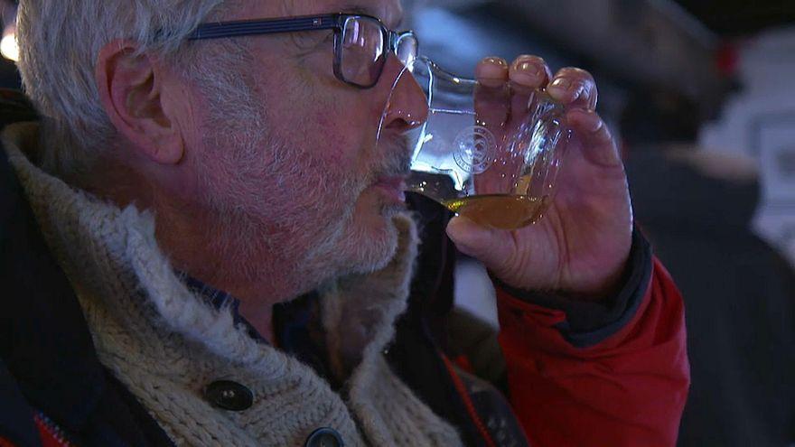 Whisky: Brexit-Sorgen mit ordentlich Umdrehungen