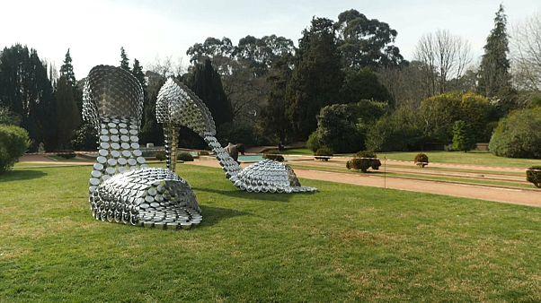 Jetzt auch in Porto: Kunst in XXL von Joana Vasconcelos