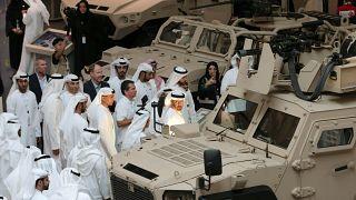 متحدث: الإمارات توقع عقوداً دفاعية بقيمة 5.45 مليار دولار ضمن معرض الدفاع الدولي إيدكس