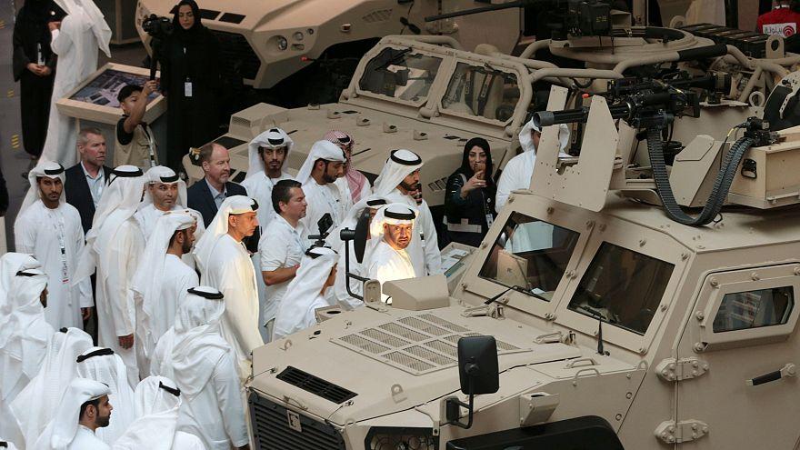 Birleşik Arap Emirlikleri 33 anlaşmayla 3.3 milyar doları silaha yatırıyor