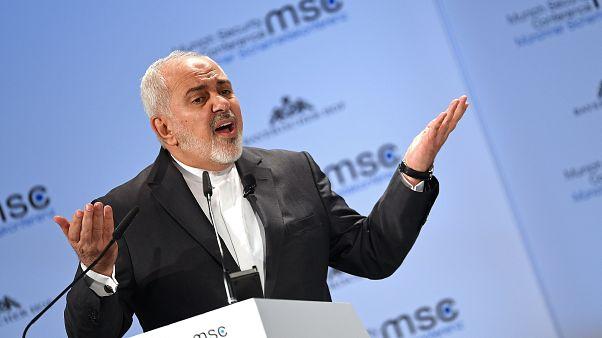 حواشی سخنان ظریف در کنفرانس مونیخ؛ قضاوت های مختلف درباره «عصبانیت» وی |  Euronews