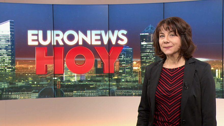 Euronews Hoy 18 de febrero