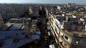 دو انفجار در ادلب سوریه دست کم ۱۵ کشته بر جای گذاشت