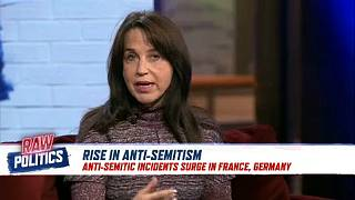What is behind anti-Semitism in Europe? | Raw Politics
