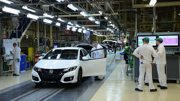 Honda poderá fechar fábrica no sudoeste de Inglaterra