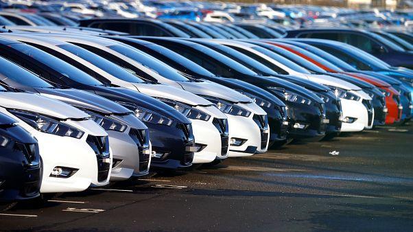 США и ЕС: споры из-за автомобилей