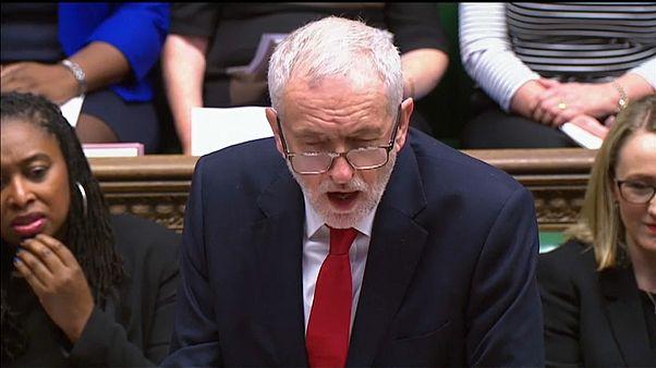 Protest gegen Labour-Chef Corbyn: Sieben Abgeordnete verlassen Partei