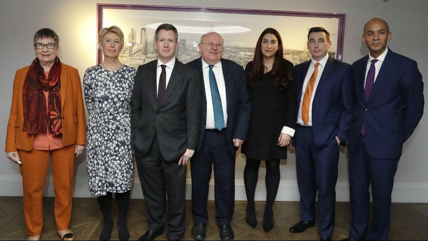 شکاف در حزب کارگر بریتانیا بر سر برکسیت؛ ۷ نماینده استعفاء دادند
