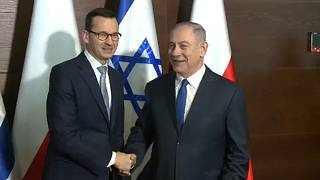 Visegrad-Gipfel nach israelisch-polnischem Streit geplatzt