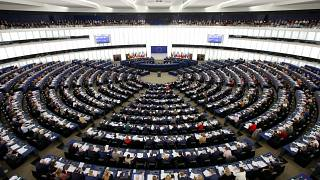 Parlamento Europeu em Estrasburgo