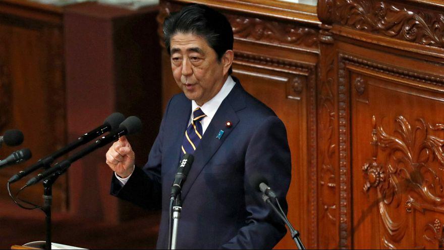 نخست وزیر ژاپن: هیچوقت نگفتم ترامپ را برای جایزه نوبل صلح نامزد نکردم