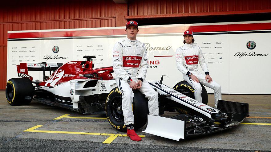 F1: svelata la monoposto del Biscione, l'Alfa Romeo Racing C38