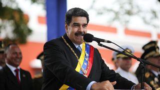 Nicolás Maduro. 15 de febrero, 2019.