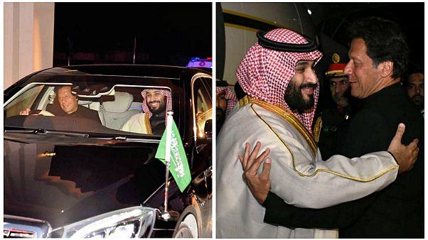 زيارة محمد بن سلمان إلى باكستان واتفاقيات ب20 مليار دولار