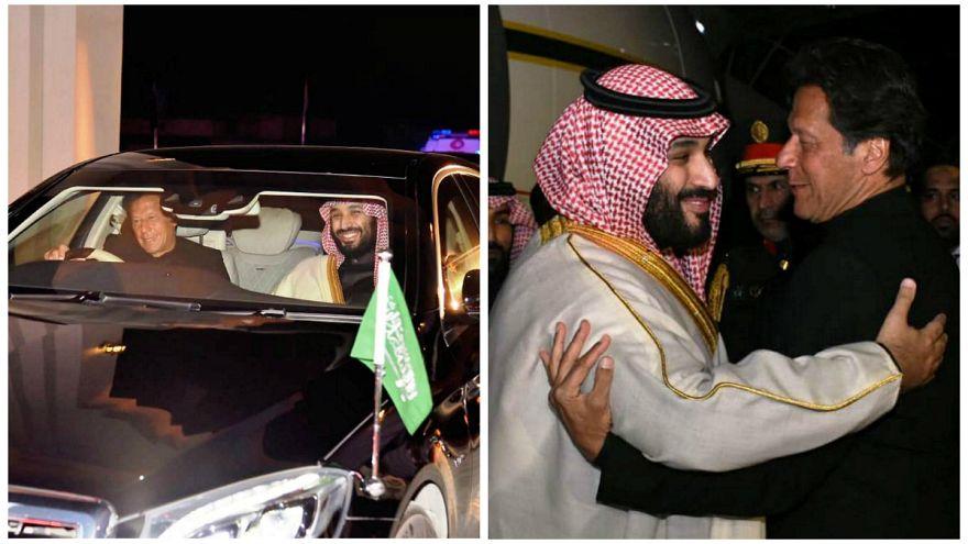 زيارة محمد بن سلمان إلى باكستان واتفاقيات بـ 20 مليار دولار