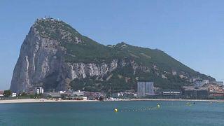 Spanyol-brit csörte a Gibraltári-szorosban