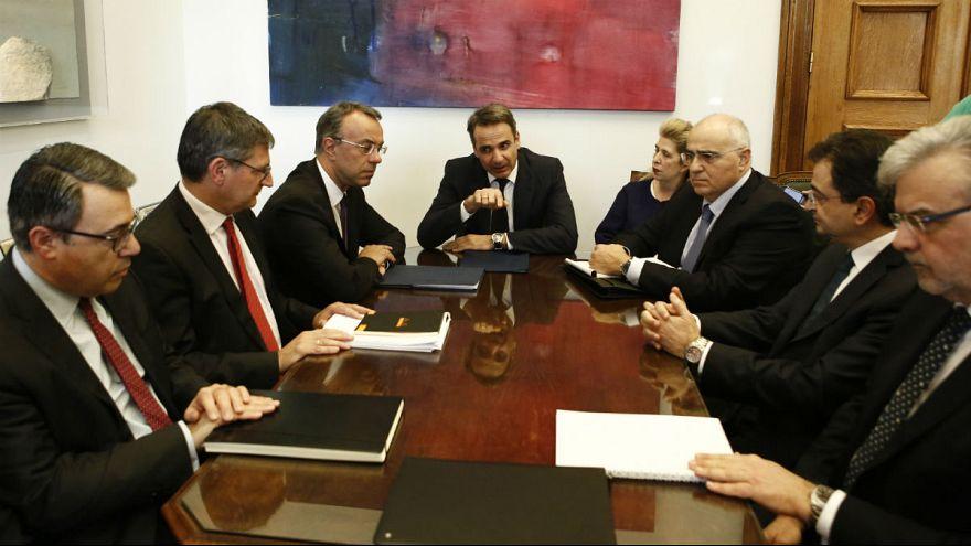 Επιβράβευση των συνεπών δανειοληπτών ζητεί ο Κυριάκος Μητσοτάκης