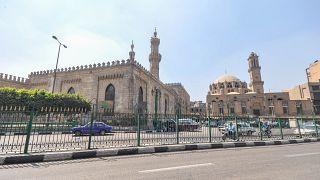 منطقة جامع وجامعة الأزهر في القاهرة