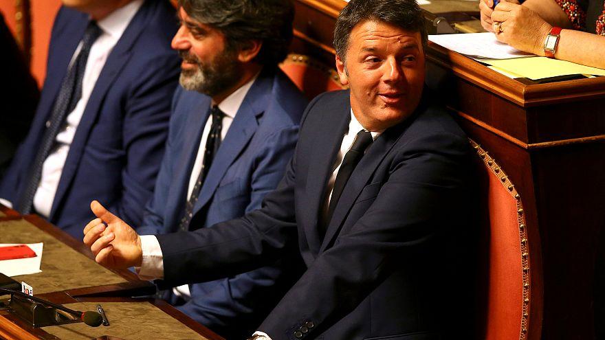 إيقاف والديْ رئيس وزراء إيطاليا السابق ووضعهما في الإقامة الجبرية