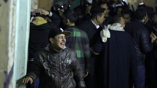انفجار انتحاری در نزدیکی مسجد الازهر قاهره