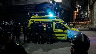 Mısır'ın başkenti Kahire'de intihar saldırısı: Üç güvenlik görevlisi hayatını kaybetti