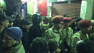 Rendőröket ölt meg az öngyilkos merénylő Kairóban