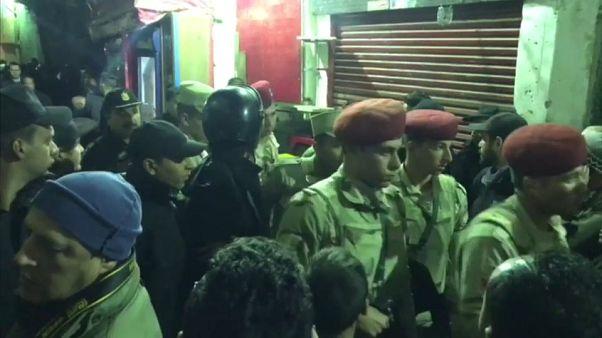 Atentado mata três polícias no Cairo