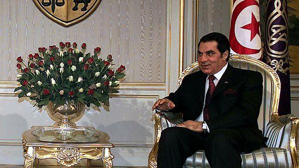 Tunus'ta devrik lider Bin Ali'nin 450 milyon dolarına el konuldu