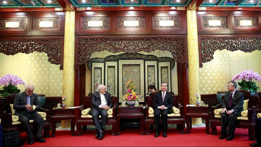 چین در آستانه سفر بنسلمان خواستار روابط بیشتر با ایران شد
