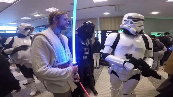 Sabre Laser : les Jedi ont enfin leur sport officiel