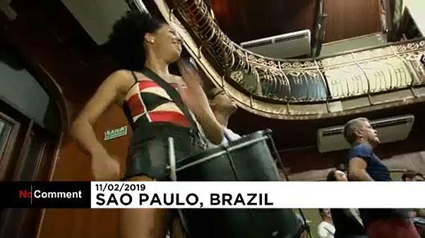 Βραζιλία: Έτοιμοι για το καρναβάλι