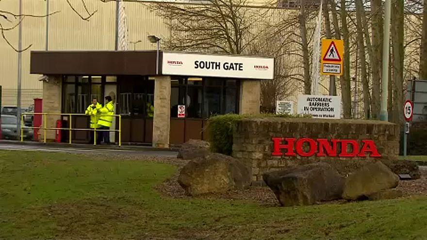 Honda vai encerrar uma fábrica no Reino Unido até 2021