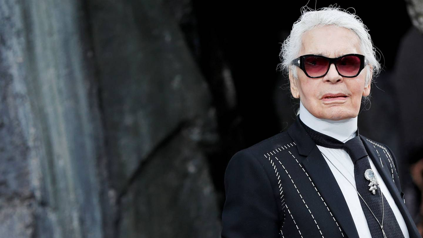 Karl Lagerfeld Iconic German Fashion Designer Has Died Euronews