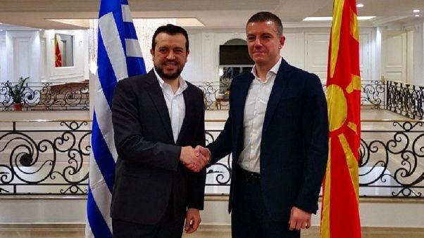 Βόρεια Μακεδονία-Ελλάδα: Η πρώτη διμερής συμφωνία υπό τη νέα ονομασία