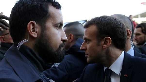 Alexandre Benalla, l'ex-conseiller du président français, placé en détention